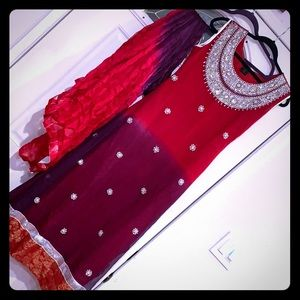 New pakistani / indian formal outfit